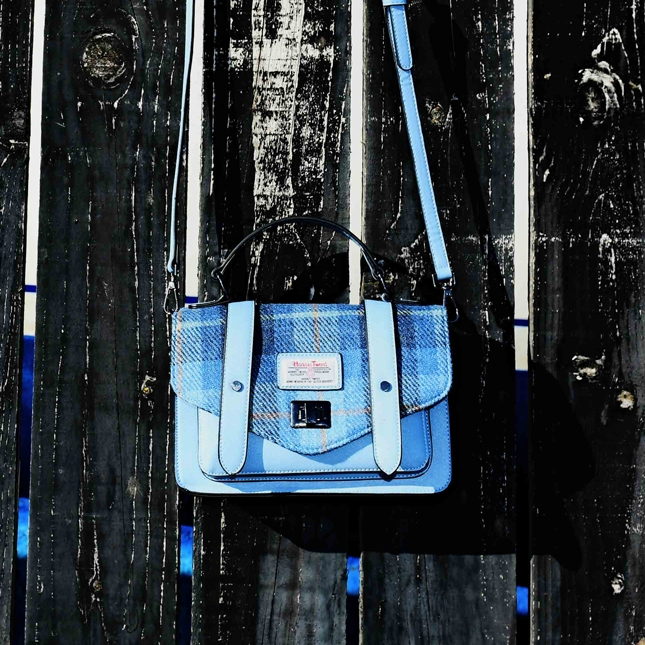 Our bestselling style, the mini satchel is a perfect additional to every wardrobe.