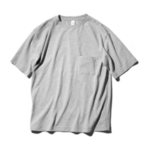 Crew neck Pocket T-shirts (JS020)