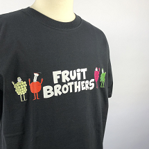 FRUiT BRoTHeRS®  S/S Tee
