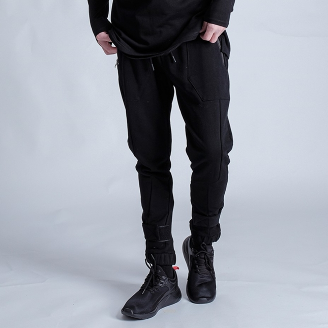 AMH20302-HEAVY TERRY JOGGERS